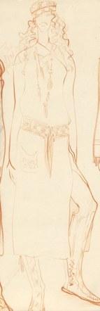 Fashion Sketch #1
