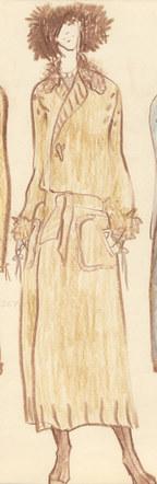 Fashion Sketch #6