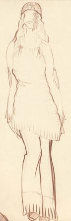 Fashion Sketch #2