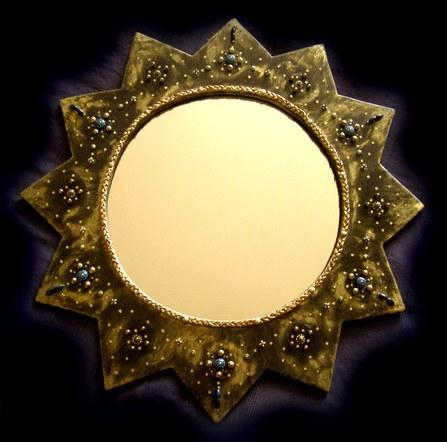 Night Sky Mirror