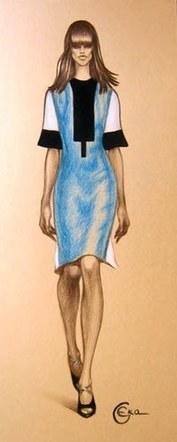 Marni Dress Fall 2012