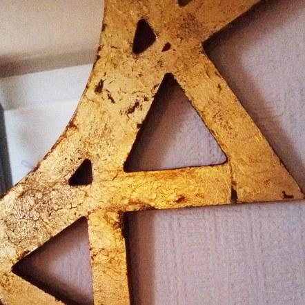 Gold Star Mirror/Fragment