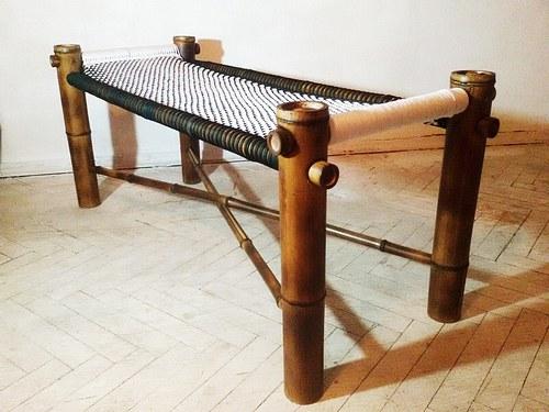 Bamboo Bench / ბამბუკის სკამი