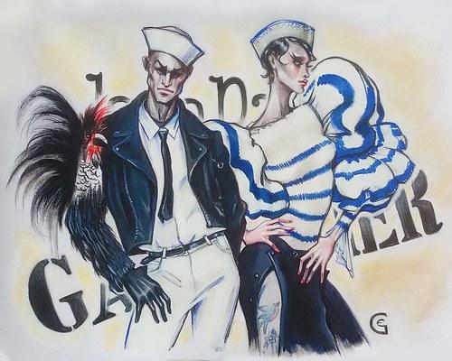 Jean Paul Gaultier S/S 2020