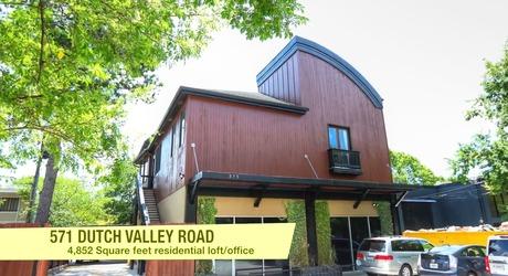 571 Dutch Valley Road Studio Property