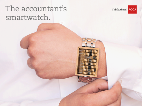 IMPORTANT ANNOUNCEMENT: From 2017, ACCA is phasing out calculators, and wrist abacuses will be standard issue for all ACCA exam usage. Get yours here