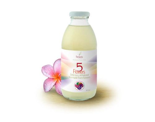 5 Flowers Tea