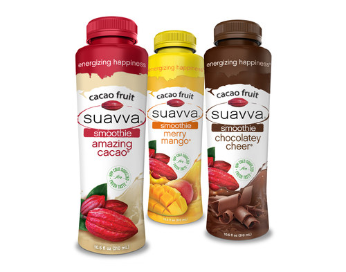 suavva smoothies