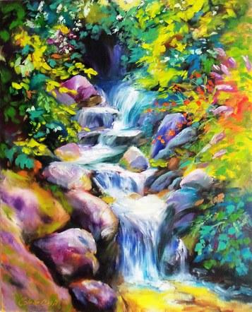 Kilquade Falls