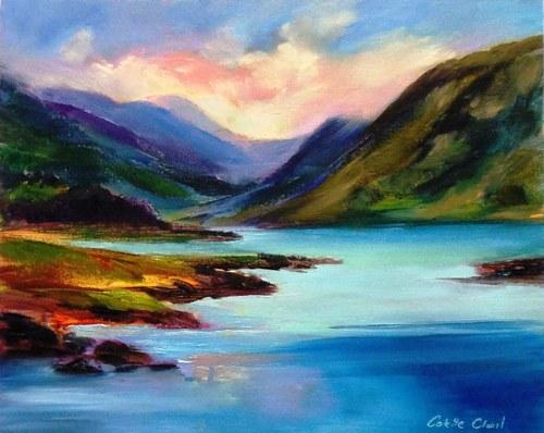 Glenveagh skies