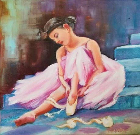 Ballerina NOT AVAILABLE
