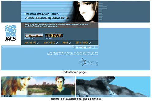JACS Place Website