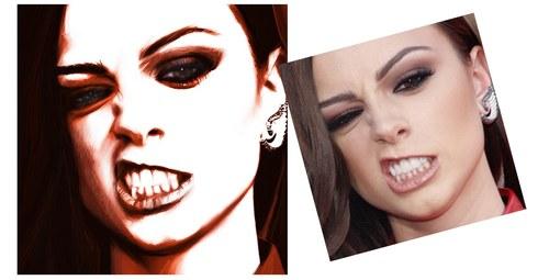Cher Lloyd CD Back Cover Art