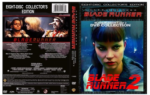Blade Runner 2 DVD Concept