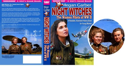 Book Illustration - Night Witches