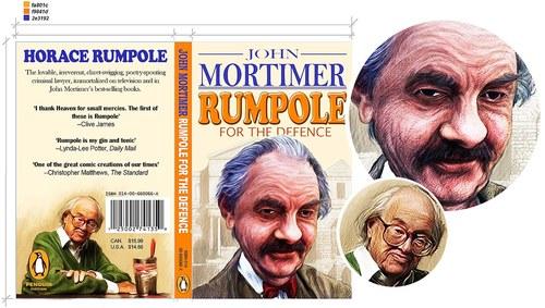 Book Cover-Rumpole