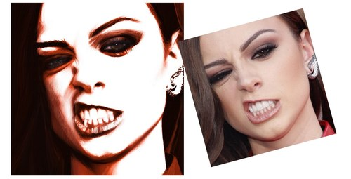 Cher Lloyd Portrait for CD