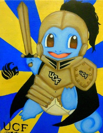 Sir Squirtle