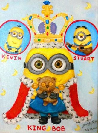 King Bob and His Buddies
