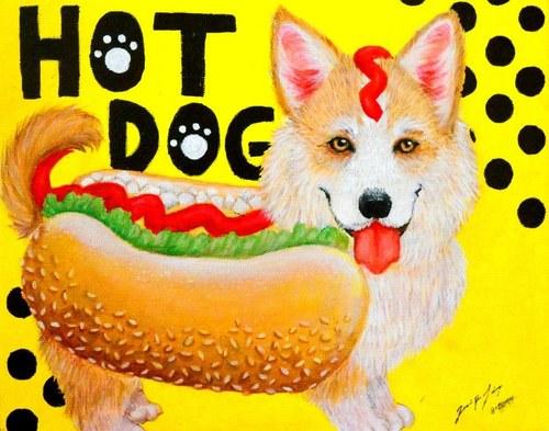 Hot Dog: Corgi Special
