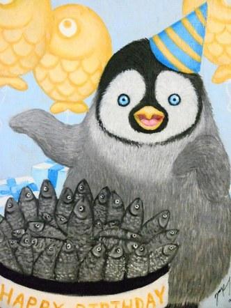 A Fishtastic Penguin Birthday