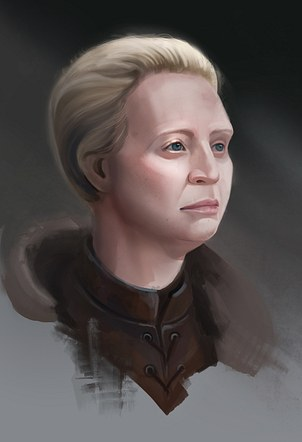 Brienne Portrait