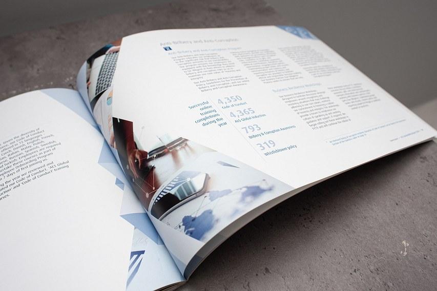 Typographical infographics
