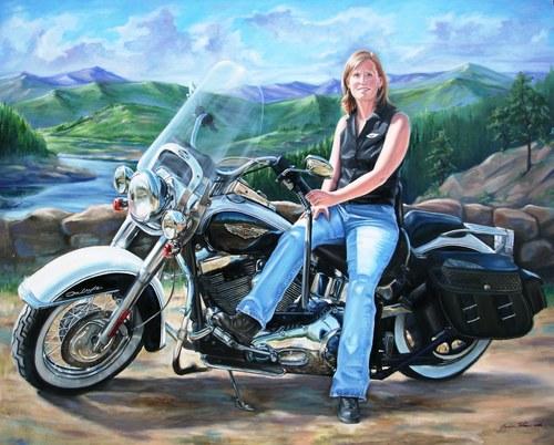 Jenni's Bike