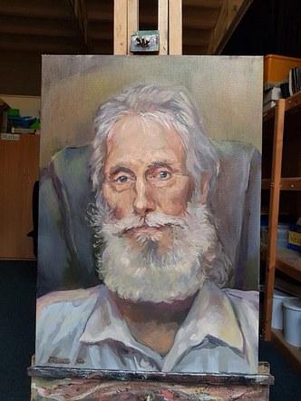Stan. Caretaker , St Laurence's RC School Kirkby