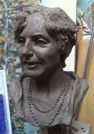 Bust of Christiana Hartley