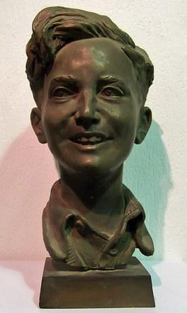 John Lennon as a Boy