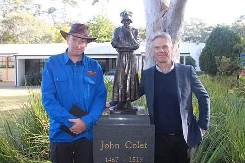John Colet Commission  Belrose Sydney