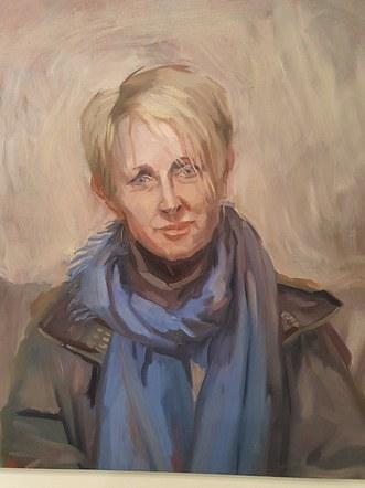 Yvonne (detail)
