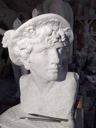 Mercurio,Marble