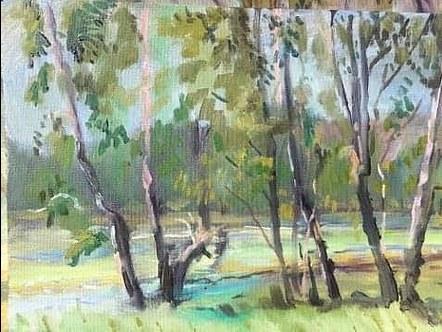Edge of the creek, Nourlangie Kakadu National Park Darwen Australia