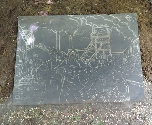 Colliery Scene Wigan Flashes