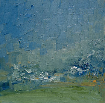 Blue Green (SOLD)