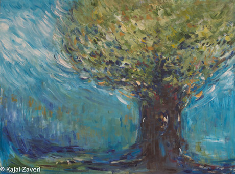 The Big Tree (SOLD)