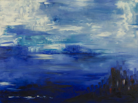 Ocean Blues (SOLD)