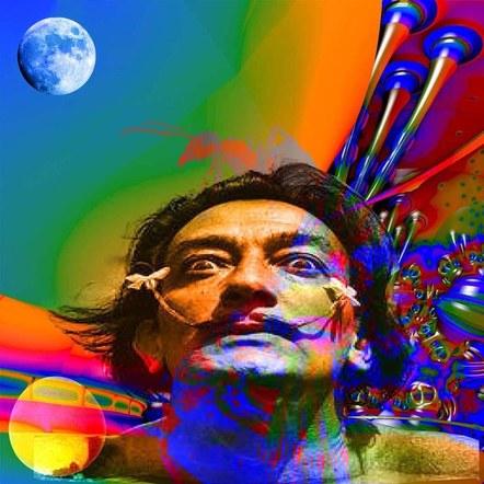 Dream of Salvador Dali