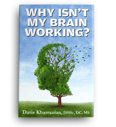 Why Isn't My Brain Working? | Front Cover Design 2