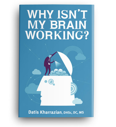 Why Isn't My Brain Working? | Front Cover Design 3