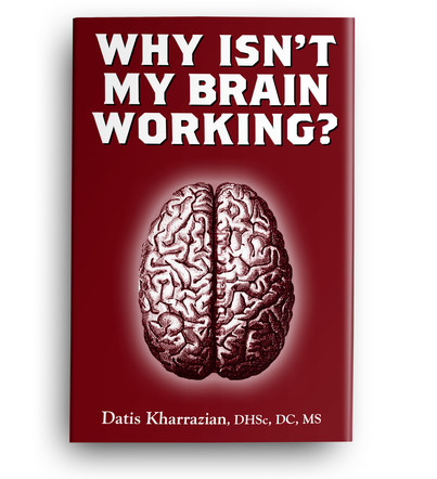 Why Isn't My Brain Working? | Front Cover Design 5