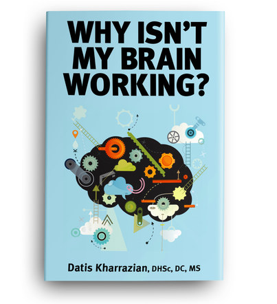 Why Isn't My Brain Working? | Front Cover Design 6
