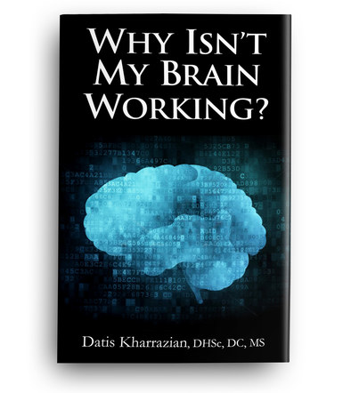 Why Isn't My Brain Working? | Front Cover Design 7