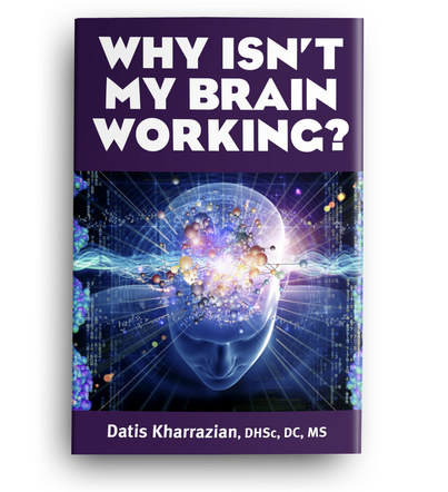 Why Isn't My Brain Working? | Front Cover Design 8