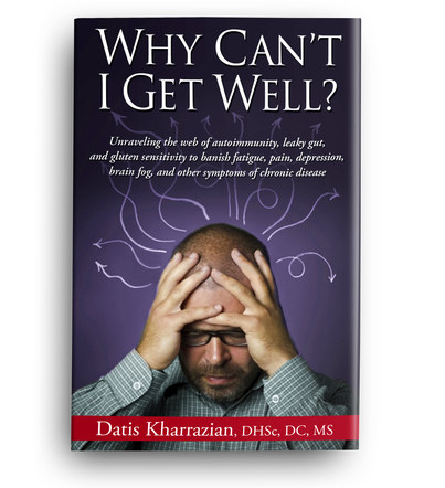 Why Can't I Get Well? | Front Cover Design 2