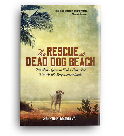 The Rescue at Dead Dog Beach | Final Front Cover