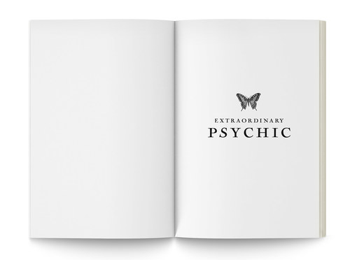 Extraordinary Psychic | Interior Pages 1