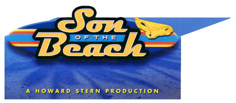 Son of the Beach | Shelf Talker Design 2